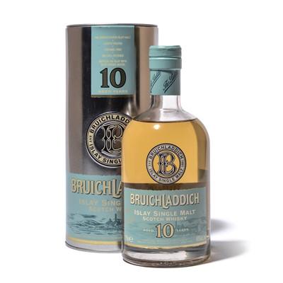 Lot 165 - 1 bottle Bruichladdich 10 Year Old