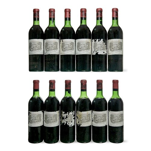 Lot 162 - 1965 Chateau Lafite-Rothschild