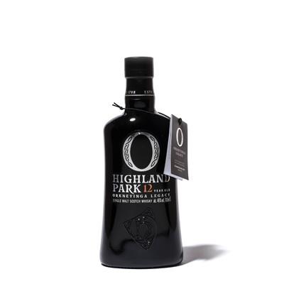 Lot 168 - 1 bottle Highland Park Orkneyinga Legacy 12 Year Old