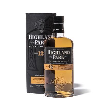Lot 166 - 1 bottle Highland Park 12 Year Old