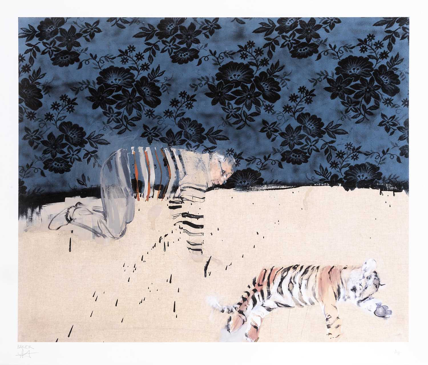 Lot 5 - Charming Baker (British 1964-), 'The Unfathomable Distance Of Proximity', 2010