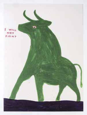 Lot 15 - David Shrigley (British 1968-), 'Animal Series', 2020
