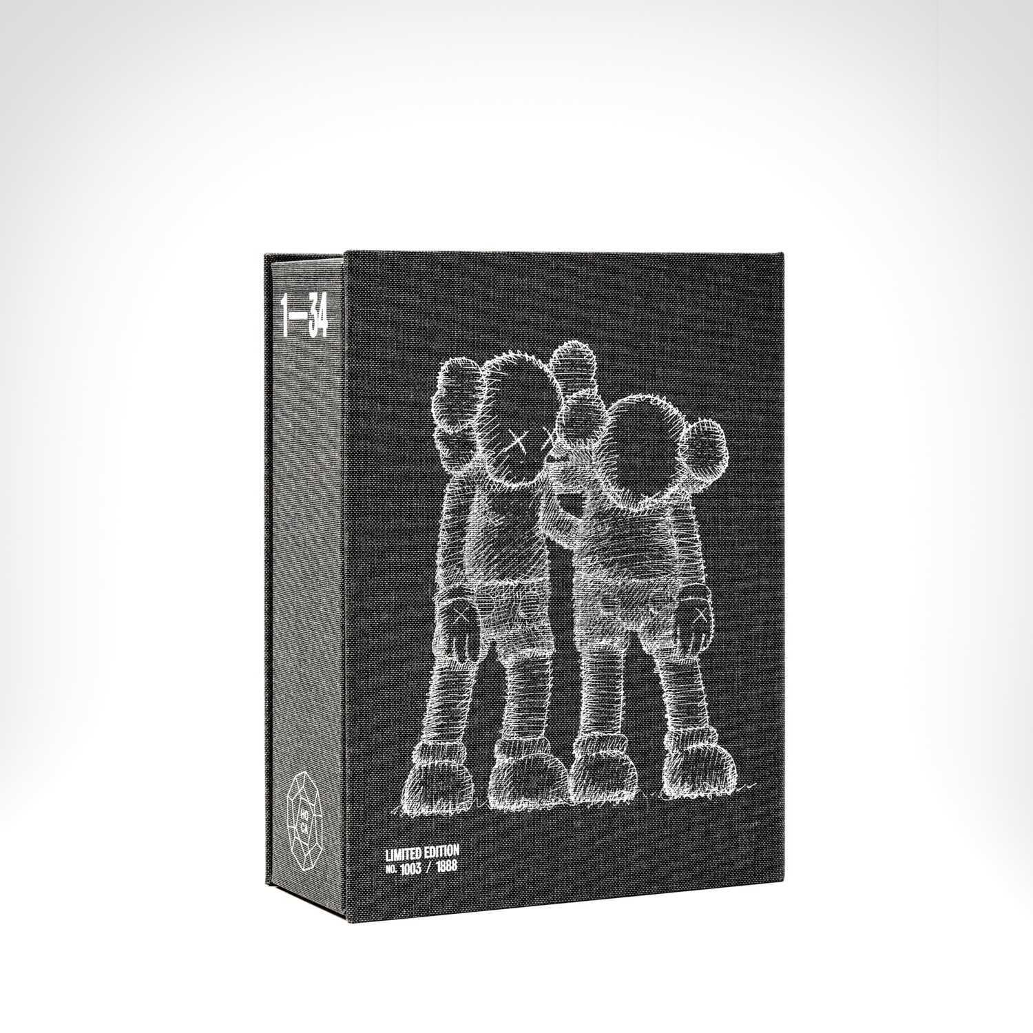 Lot 94 - Kaws (American 1974-), 'Along The Way', 2020