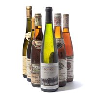 Lot 96 - Mixed White Wines