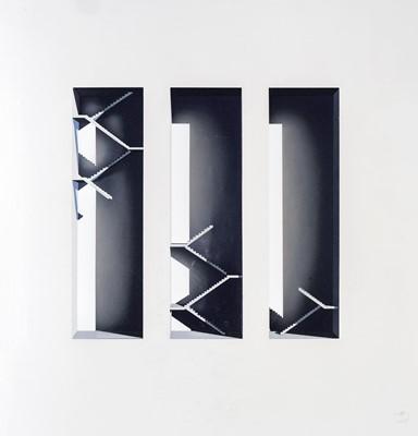 Lot 34 - Mehdi Ghadyanloo (Iranian 1981-), 'Early Redemption', 2017
