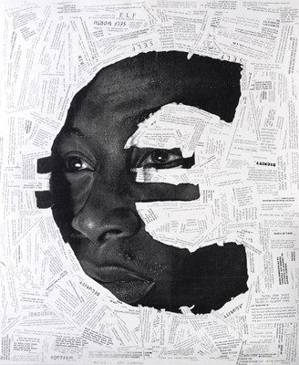 Lot 32 - Ken Nwadiogbu (Nigerian 1994-), 'The Value Of Nothing III', 2019
