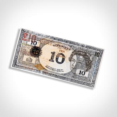 Lot 35 - Penny (British), 'Monopoly Money', 2020