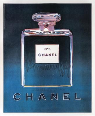 Lot 2 - Andy Warhol (American 1928-1987), 'Chanel No.5', 1997