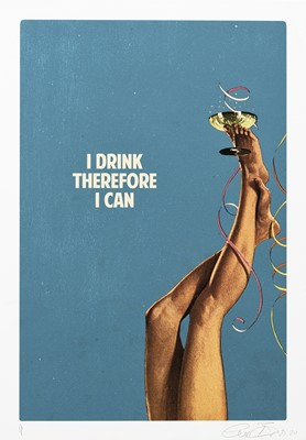 Lot 11 - Connor Brothers (British Duo), 'I Drink Therefore I Can', 2020