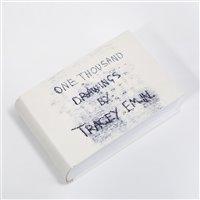 Lot 131 - Tracey Emin (British b.1963), 'One Thousand Drawings', 2019