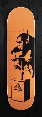 Lot 180 - Banksy (British 1974-), 'Test Press', 2020