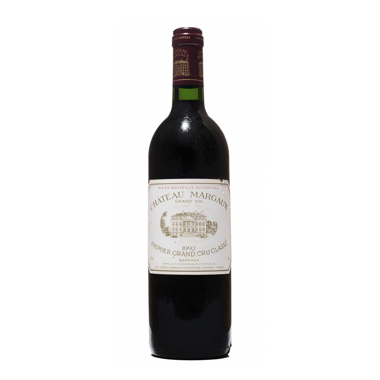 Lot 17 - 1 bottle 1992 Ch Margaux