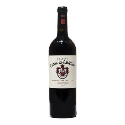 Lot 54 - 6 bottles 2017 Ch Canon-la-Gaffeliere