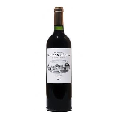 Lot 57 - 6 bottles 2017 Ch Rauzan-Segla