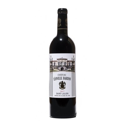 Lot 56 - 6 bottles 2017 Ch Leoville-Barton