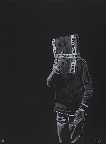 Lot 227-Gonefellow (British), 'Box Head', 2017