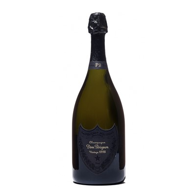 Lot 104 - 1 bottle 1998 Dom Perignon P2