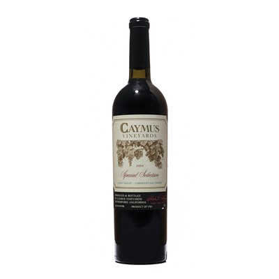 Lot 140 - 1 bottle 2004 Caymus Special Selection CS