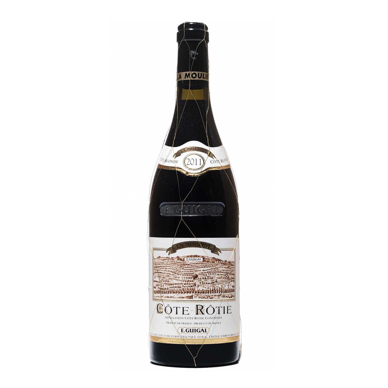 Lot 92 - 1 bottle 2011 La Mouline