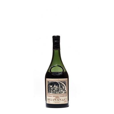 Lot 153 - 1 bottle 1893 Delamain Grande Fine Champagne Cognac
