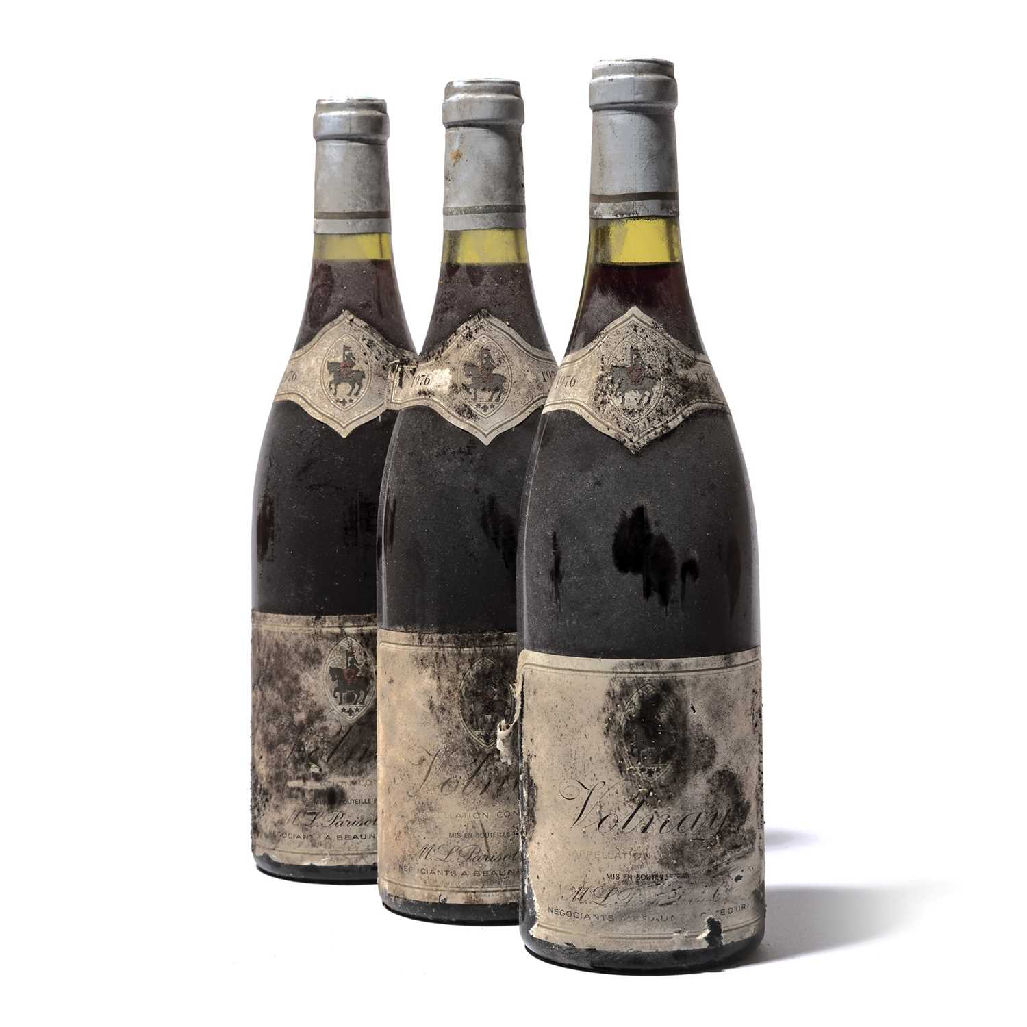 Lot 79 - 12 bottles 1976 Volnay