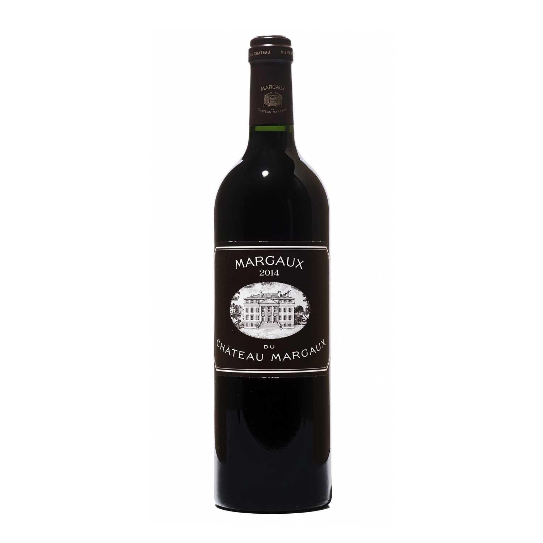 Lot 52 - 6 bottles 2014 Margaux du Chateau Margaux
