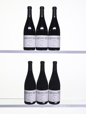 Lot 90 - 12 bottles 2006 Clarendon Hills Romas Grenache