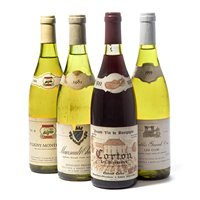 Lot 66 - Mixed Red and White Burgundy