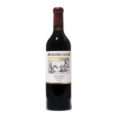 Lot 80 - 6 bottles 2015 Desiderio Merlot