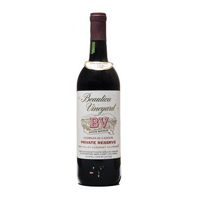 Lot 145 - 6 bottles 1982 Georges de Latour Beaulieu Vineyards