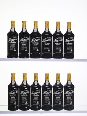 Lot 178 - 12 bottles 2000 Niepoort