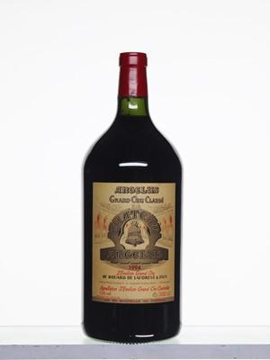 Lot 182 - 1 3 litre bottle 1994 Ch Angelus