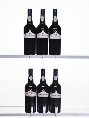 Lot 180 - 6 bottles 1994 Quinta do Vesuvio