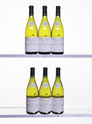 Lot 58 - 6 bottles 2012 Chablis Les Clos W Fevre