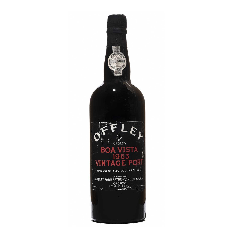 Lot 3 - 1 bottle 1963 Offley Boa Vista