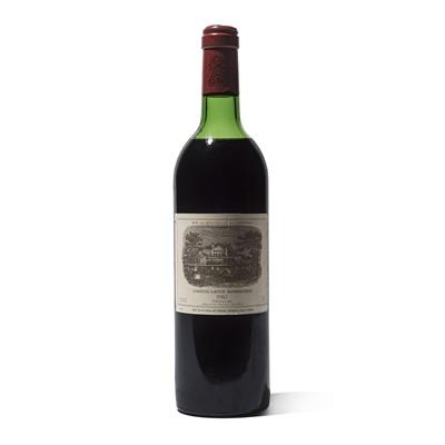 Lot 18 - 1 bottle 1982 Ch Lafite-Rothschild
