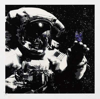 Lot 94 - Martin Whatson (Norwegian 1984-), 'Eternal Reflection (Purple)', 2020