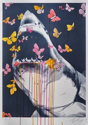 Lot 107 - Sage Vaughn & Michael Muller (Collaboration), 'Love Bites', 2011