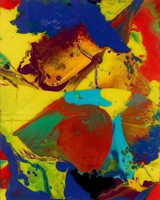 Lot 1 - Gerhard Richter (German 1932-), BAGDAD, 2010