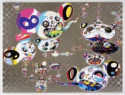 Lot 33 - Takashi Murakami (Japanese 1962-), Another Dimension Brushing Against Your Hand, 2015