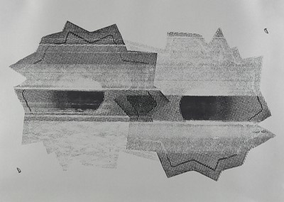 Lot 40 - Nate Lowman (American 1979-), Bullet Hole, 2010