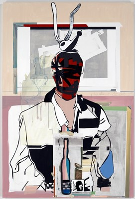 Lot 45 - Michael Bevilacqua (American 1966-), Self Portrait, 2005