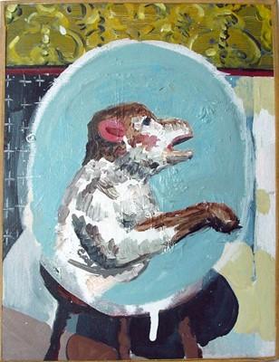 Lot 49 - Cheyney Thompson (American 1975-), Monkey, 1999