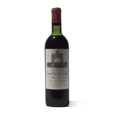Lot 20 - 10 bottles 1964 Ch Leoville-las-Cases
