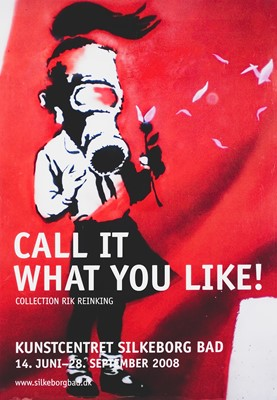 Lot 69 - Banksy (British 1974-), 'Call It What You Like!', 2008