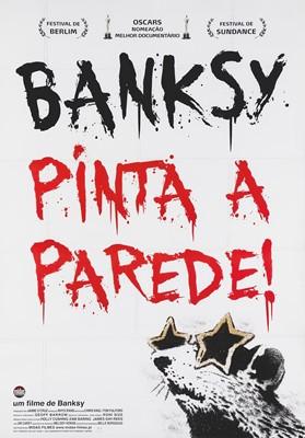 Lot 16 - Banksy (British 1974-), 'Exit Through The Gift Shop (Portuguese)', 2011
