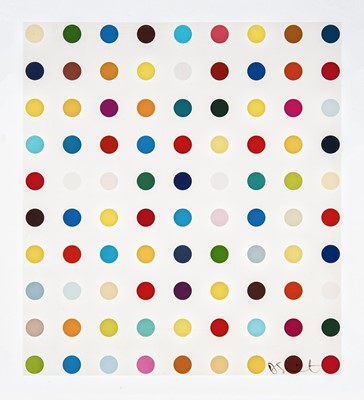 Lot 139 - Damien Hirst (British 1965-), 'Opium', 2000