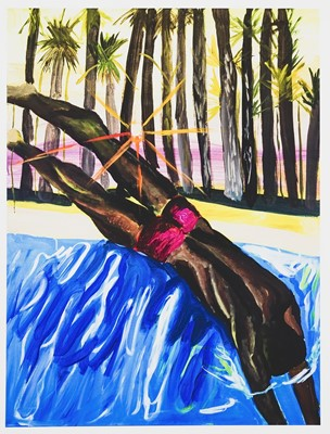 Lot 45 - Marcus Brutus (American 1991-), 'Deep', 2020