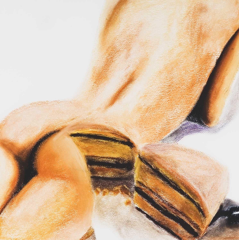 Lot 30 - Gina Beavers (American 1974-), 'Cake', 2015