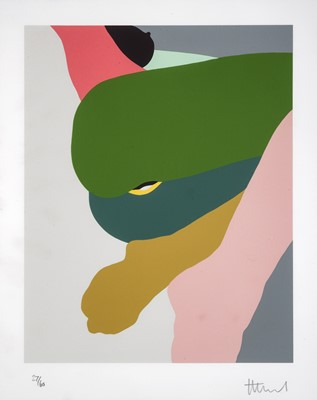 Lot 39 - Helen Beard (British 1971-), 'Syntribate', 2019